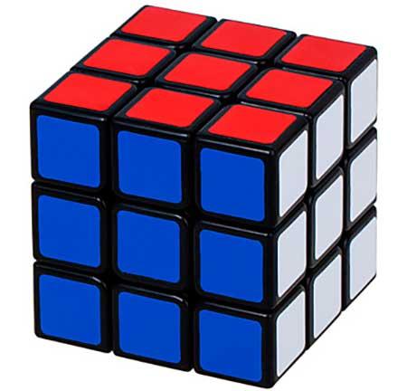 кубик Рубика 3×3×3