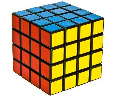 кубик Рубика 4×4×4