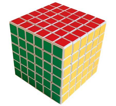 кубик Рубика 6×6×6