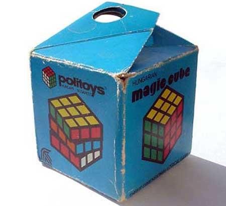 Кубик Рубика оригинальная упаковка