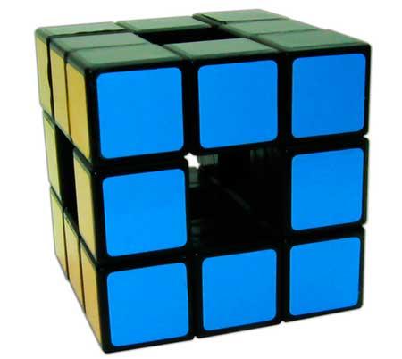 Void Cube (кубик Рубика пустой)