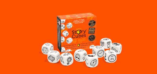 Кубики Историй Rory's Story Cubes